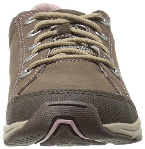 Chranson Shoe Sidewalk Women's Rockport Expressions Taupe Nubuck Walking Pw7Ztvxq