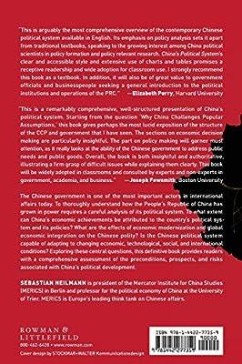 Chinas Political System: Amazon.es: Heilmann, Sebastian: Libros en idiomas extranjeros