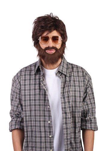 Alan  (Alan Hangover Wig)