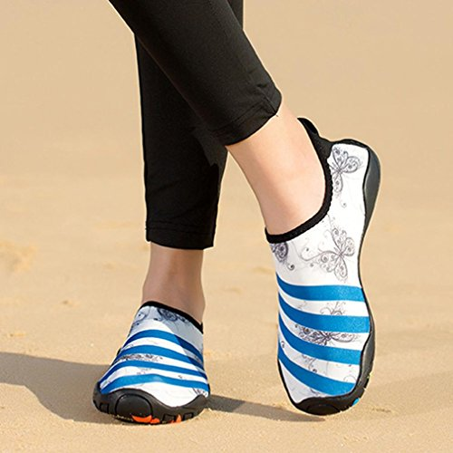 1 Diving Socks Women Shoes Socks Swimming White Swim WYXlink Yoga Shoes Surf A Men Snorkeling Print Beach Sport Unisex Pair 6xqRwt