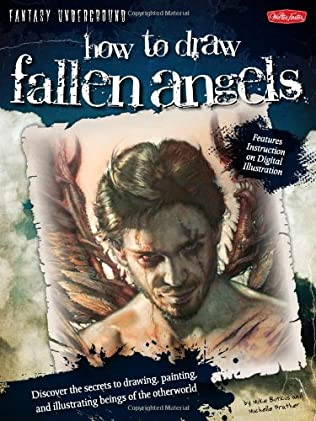 book cover of How to Draw Fallen Angels