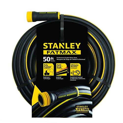 Stanley FatMax Garden Hose Black