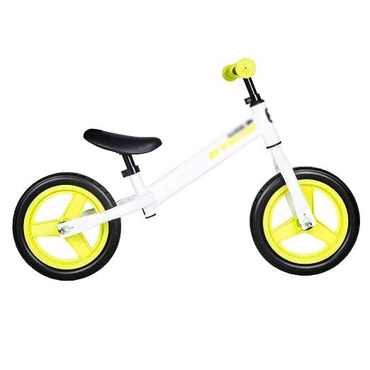 Kids Balance Bikes Patinete de Equilibrio para Coche con ...