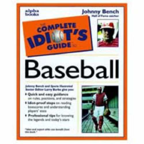 Complete Idiot's Guide to Baseball