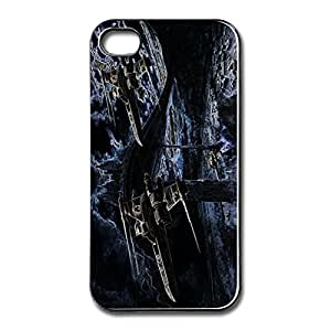 Amazing Design Sci Fi IPhone 4/4s Case For Birthday Gift by icecream design