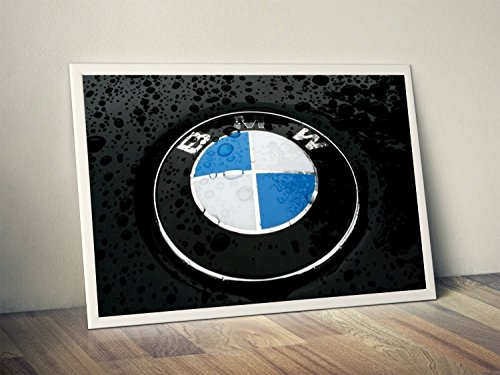 BMW Limited Poster Artwork - Professional Wall Art Merchandise (More (8x10) (Bmw Pictures)