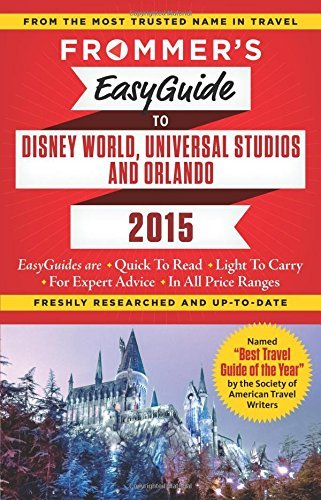 Frommer's EasyGuide to Disney World, Universal and Orlando 2015 (Easy Guides) by Jason Cochran - Mall Disney Orlando