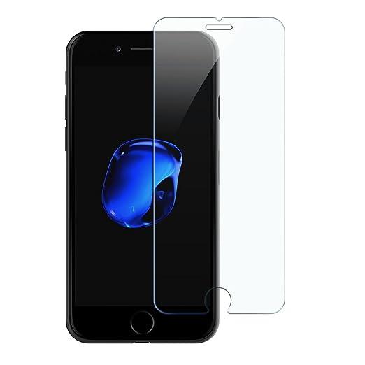 38 opinioni per iPhone 7 Pellicola Protettiva, EasyAcc Crystal Clear Vetro Temperato Protezione