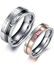 Couples Engagement Rings foe Men and Women
