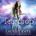 Teardrop Audiobook by Lauren Kate Narrated by Erin Spencer