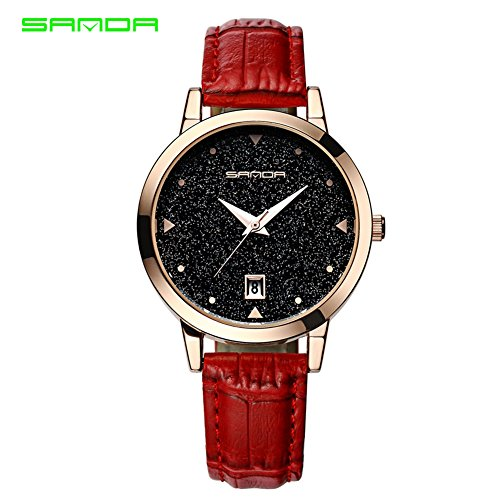 Watches for Women, Fashionable Female Watch PU Strap for sale  Delivered anywhere in Canada