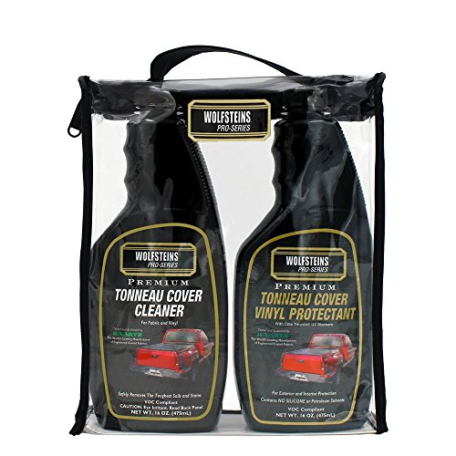 Wolfsteins Tonneau Cover Care Kit