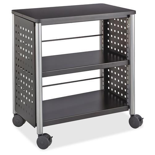 SAF1604BL - Safco Scoot Personal Contemporary Design Bookcase