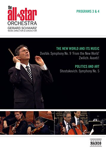 All Star Orchestra: Programs 3 & 4: The New World and Its Music & Politics and Art