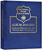 National Park Quarter P&d Mint Album 2010-2021