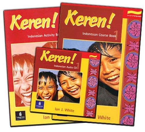 Keren! 1: Indonesian Course Pack