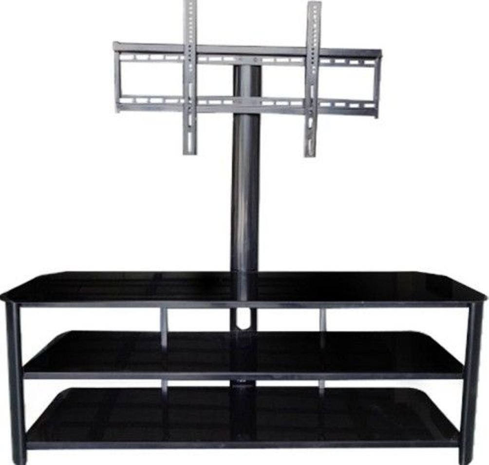 Amazon.com: InnovEx 255 Stanford TV Stand, Black: Kitchen & Dining