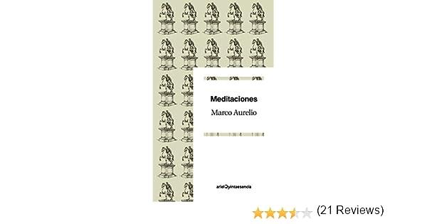 Meditaciones eBook: Aurelio, Marco, Díez, J. Ignacio, Aguirre ...