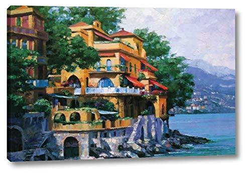 Portofino Villa by Howard Behrens - 15