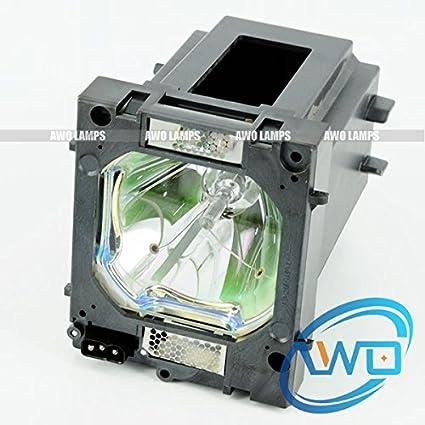 POA-LMP108 Premium Replacement Lamp with Housing for SANYO PLC-XP100//XP100L;Eiki LC-X80 AWO 610-334-2788