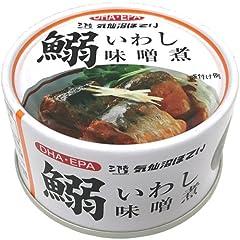気仙沼ほてい いわし味噌煮 170g
