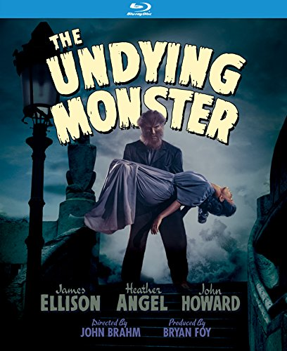 Undying Monster [Blu-ray]