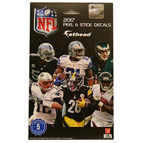 Cheap  FATHEAD NFL 2017 Tradeables Decals