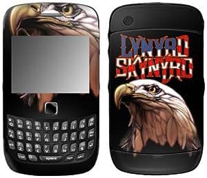 MusicSkins, MS-LS10211, Lynyrd Skynyrd - Eagle, BlackBerry Curve 3G (9300/9330), Skin