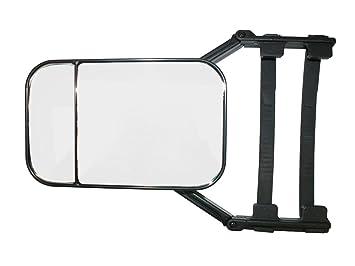 Las 11011 - Espejo retrovisor articulado para caravanas: Amazon.es: Coche y moto