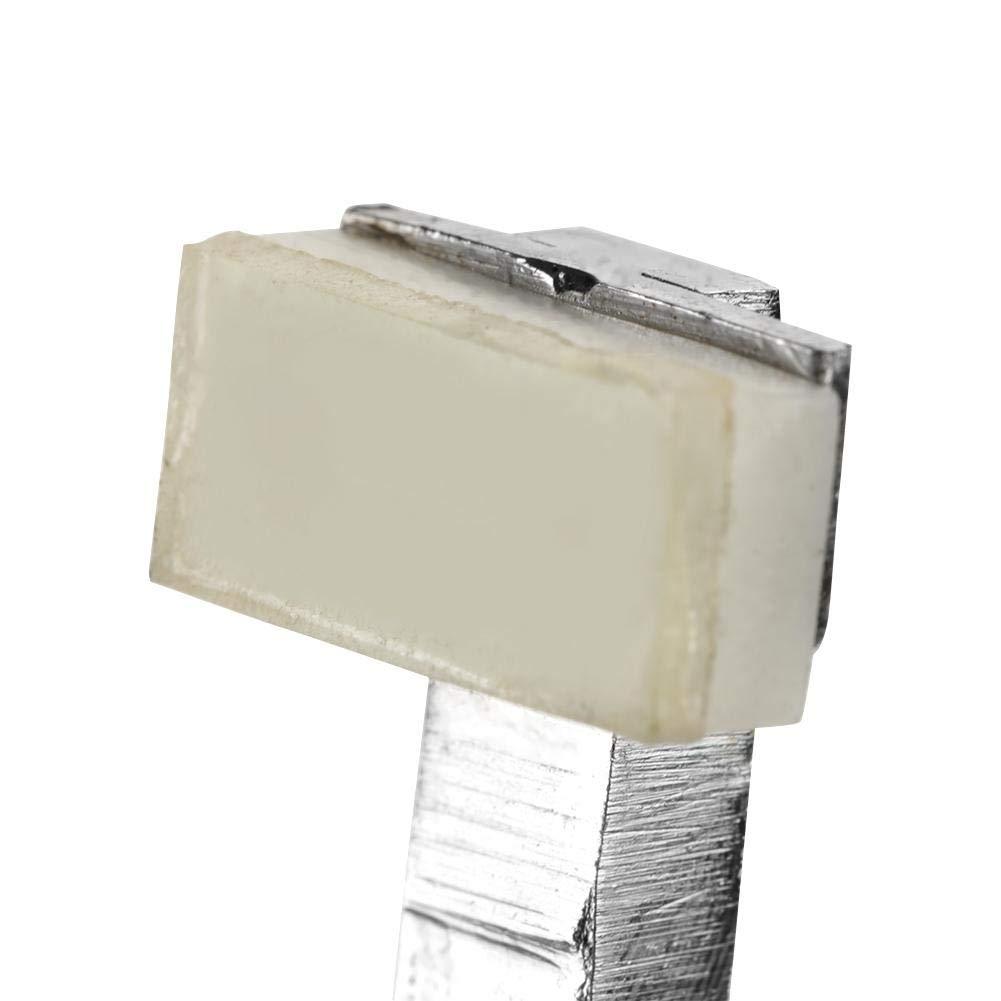 trousse /à outils en cuir Outils de travail en cuir perforation pour piq/ûre /à la main Outil de bricolage en cuir Pince /à main pour perforatrice en cuir silencieux en cuir de 4 mm
