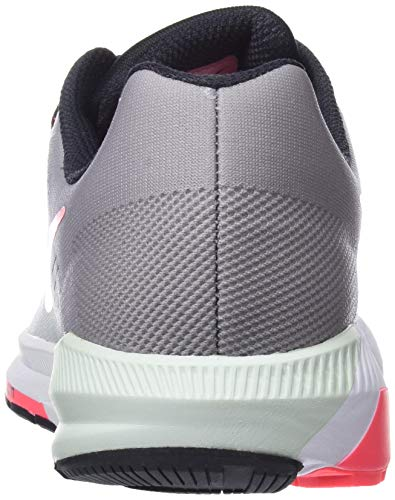 Chaussures 21 Barely Air Femme Multicolore 009 Punch Hot Running Structure Zoom de Atmosphere Grey W Nike Grey IqHRX