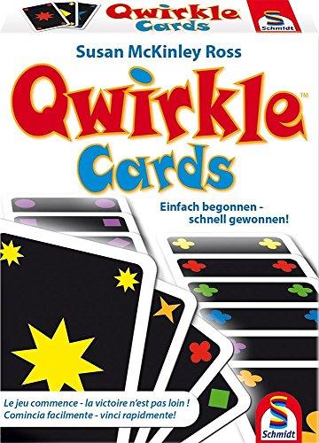 Schmidt Spiele 75034 - Qwirkle Cards