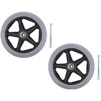 2 ruedas delanteras para silla de ruedas –