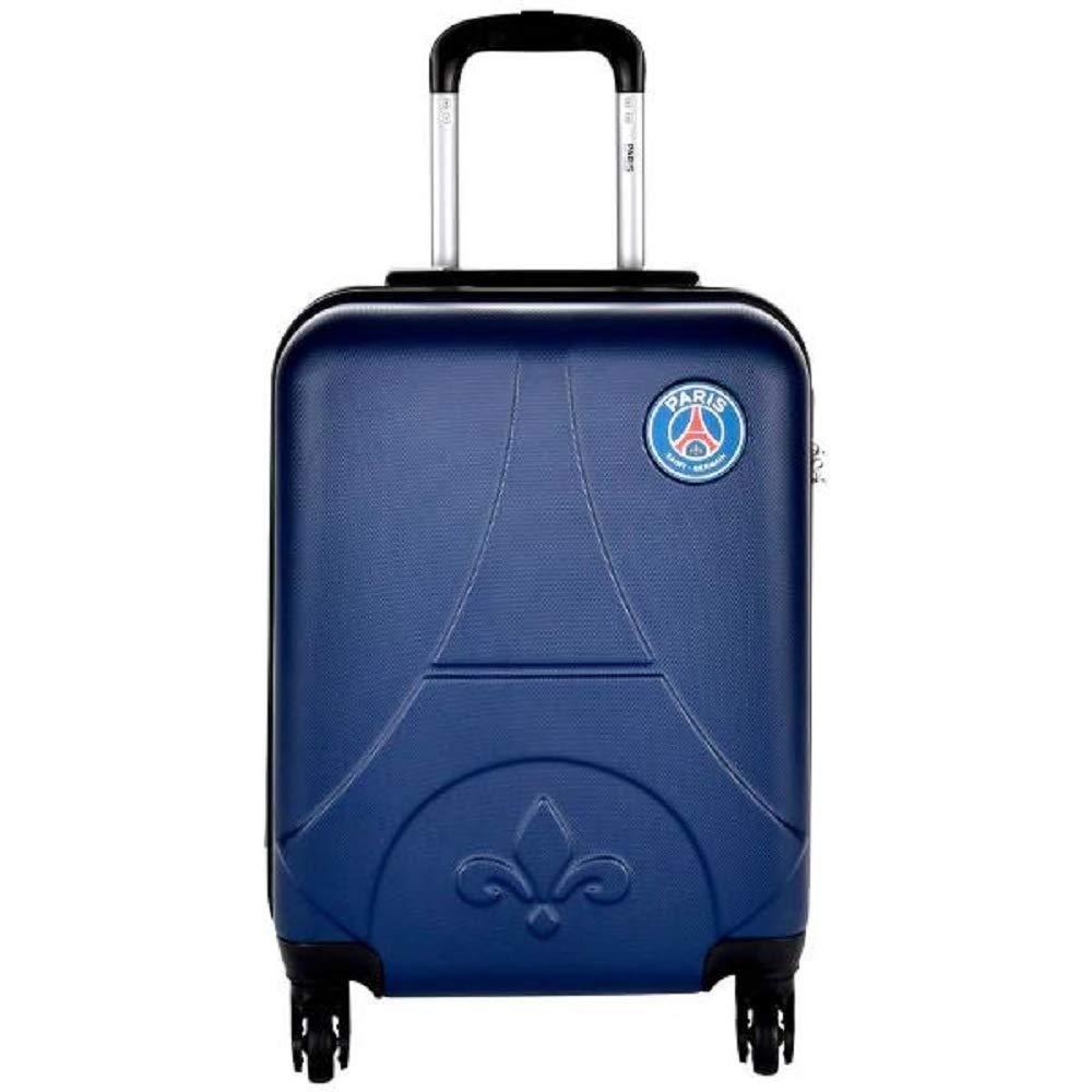 Collection Officielle PSG Valise Cabine Paris Saint-Germain en ABS