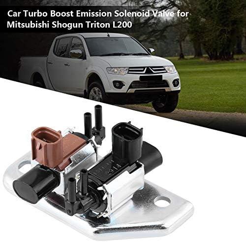 Car Turbo Boost Valvola a Solenoide Ad Emissione per L200 MR577099 K5T46494 Elettrovalvola a Solenoide