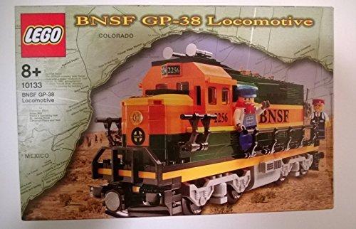 - Lego BNSF GP-38 Locomotive