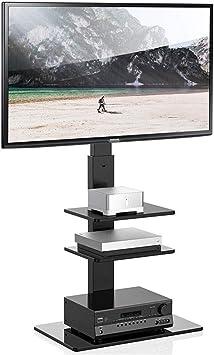 Soporte Móvil De TV - para Televisores LCD Curvados De Plasma LED De 37-65