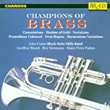 Champions Of Brass : Gregson, Bailey, Vaughan Williams, Bantock, Mathias