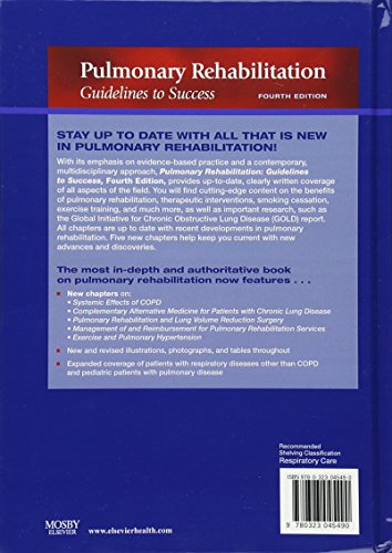 Pulmonary Rehabilitation: Guidelines to Success, 4e