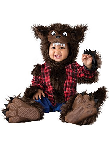Baby - Infant - Toddler Werewolf Wolf Costume (12-18 Months)]()