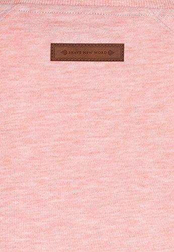 Naketano felpa Pink Sugar Melange donna da Krokettenhorst 0T4qf0w