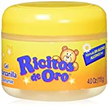 chamomile extract 4 oz - Ricitos De Oro Baby Styling Gel with Chamomile 4.0 Oz