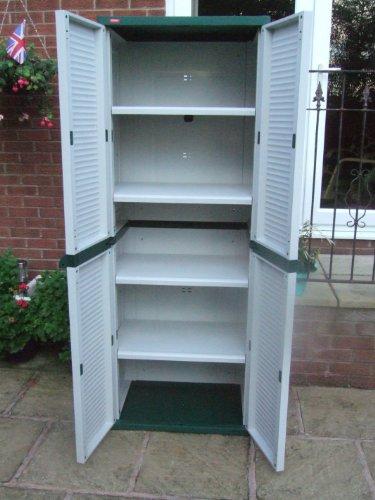 KETER GARDEN STORAGE UTILITY CABINET. EAN 7290002184898 & 7290002184898 EAN - Keter Garden Storage Utility Cabinet | UPC Lookup