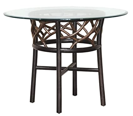 Amazon.com: Panama Jack 29 in. Stackable Dining Table ...