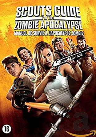 Scouts guide to the zombie apocalypse: Amazon.es: Cine y Series TV