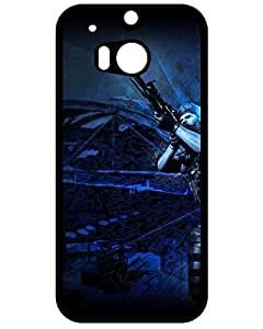 6111916ZA904958957M8 Htc One M8 Case, Ultra Hybrid Hard Plastic Htc One M8 Case, Unique S.K.I.L.L. - Special Force 2 the Image Phone Accessories Animation game phone case's Shop