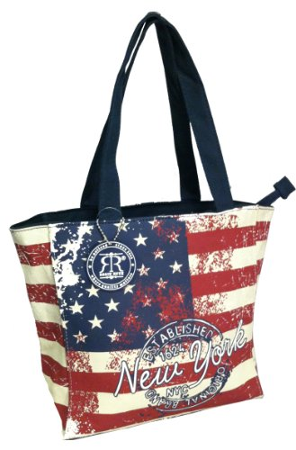 II FLAG S US ROBIN Sac Shopping RUTH 56fnqp
