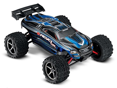 Traxxas-E-Revo-VXL-Elec-4WD-Ready-to-Run-Toy-with-TSM-116-Scale