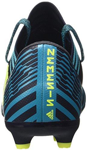 Nemeziz 17,3 Fg Leyenda J Tinta Adidas Chicos / Azul Amarillo / Energía Solar