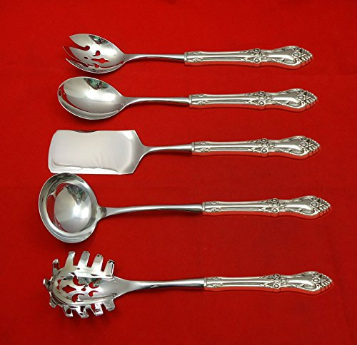 Afterglow by Oneida Sterling Silver Hostess Set 5pc HHWS Custom Made